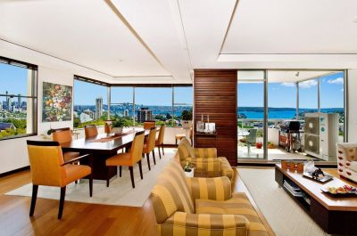 Luxurious Apartment Captivating Views From Every Room, Exclusive Woollahra Address