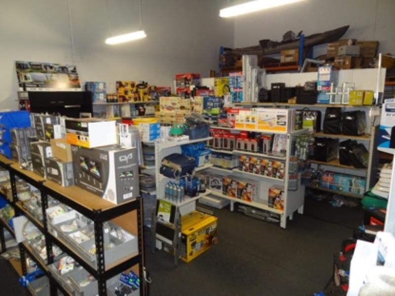 PROFITABLE BUSINESS - MOTORHOME/RV ACCESSORIES - FABULOUS GOLD COAST LOCATION!