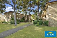 Spacious 2 Bedroom Apartment. Near New Kitchen, Paint, Carpet and Blinds. Lock Up Garage. Walk to Parramatta City