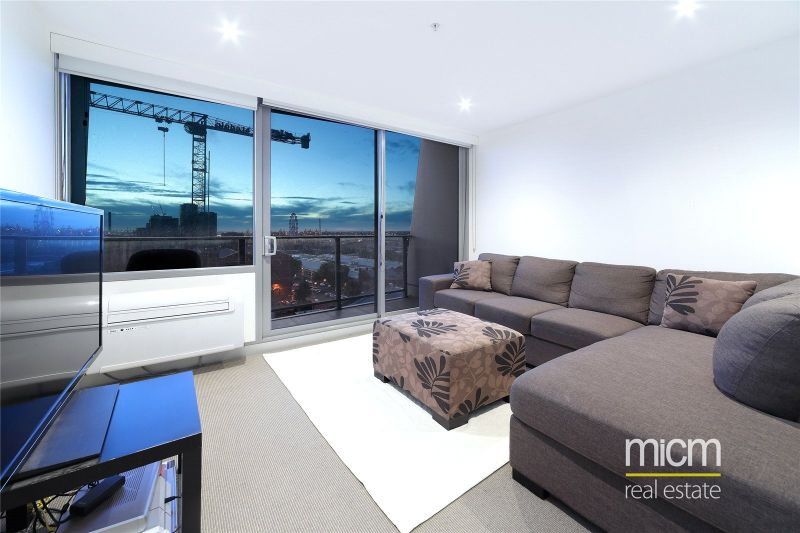 Flagstaff Place: Fantastic One Bedroom Apartment in West Melbourne!