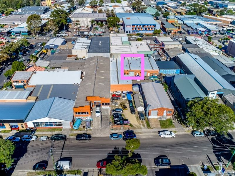 109SQM FACTORY IN THE HEART OF BROOKVALE