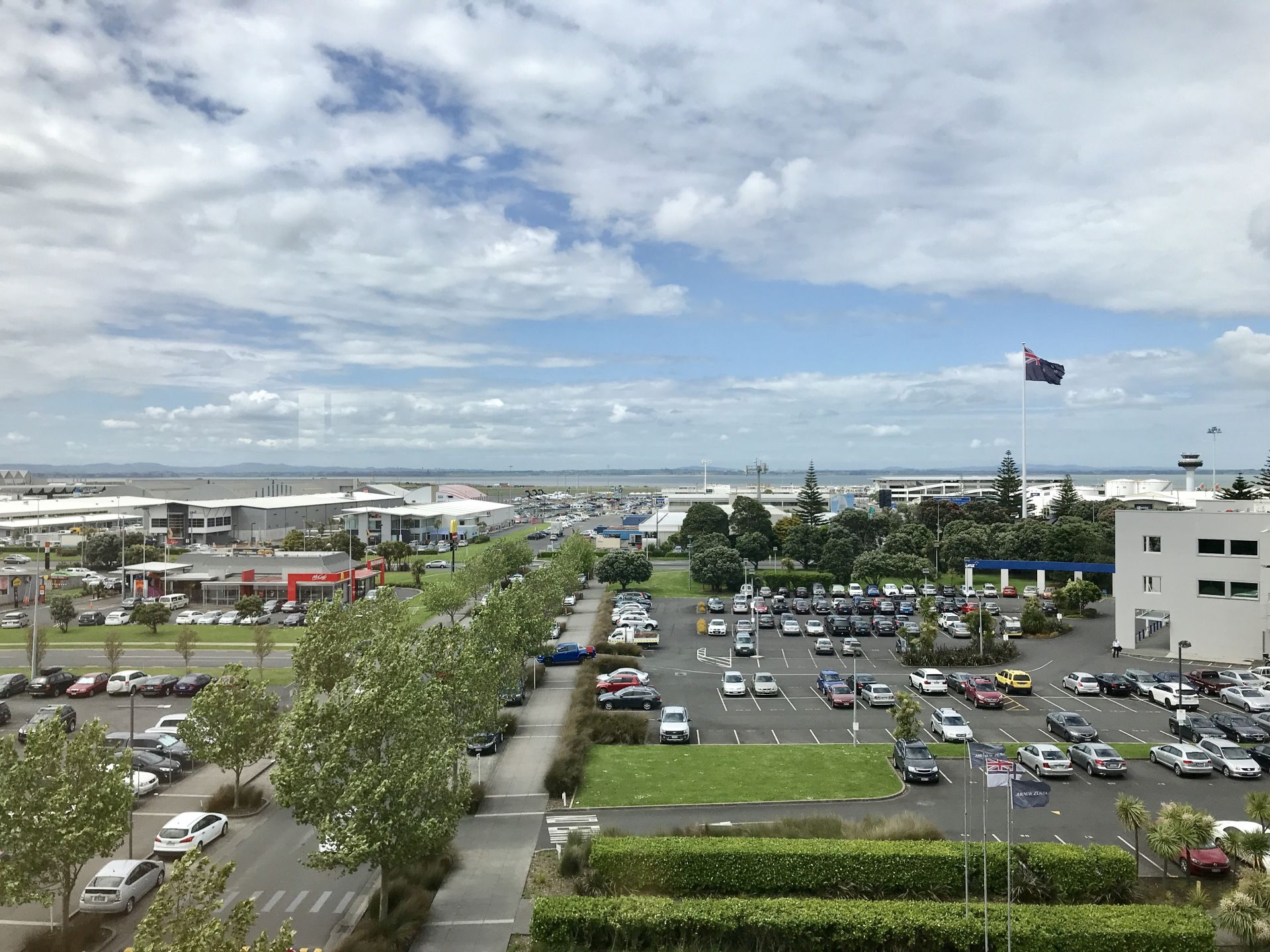 Prime Auckland Airport Office