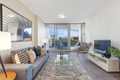 Luxury Living in Sydney's Premier Harbourside Precinct