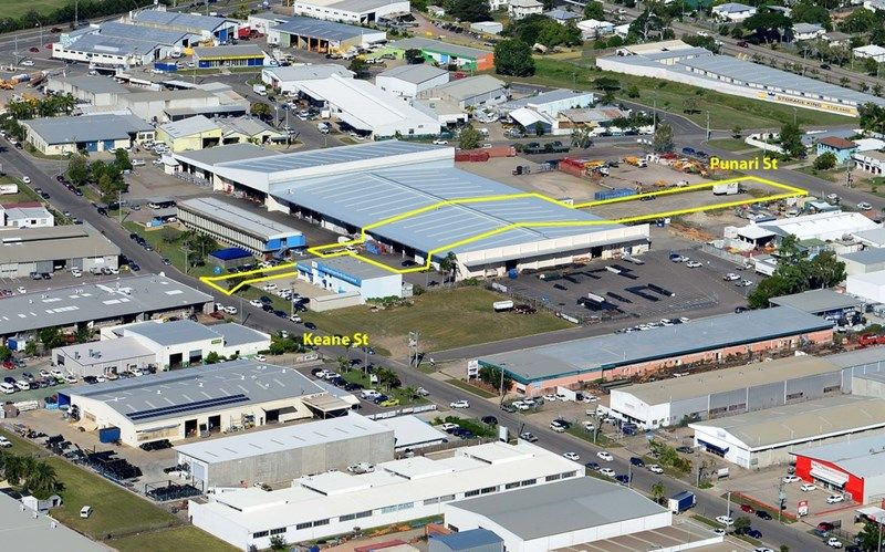 Huge Warehouse in Central Townsville