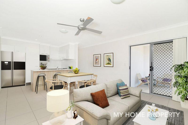 PERFECTLY POSITIONED MODERN 2 BED UNIT AVAIL 18/2/21