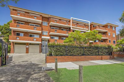 Light Filled & Spacious Apartment in The Heart of Strathfield