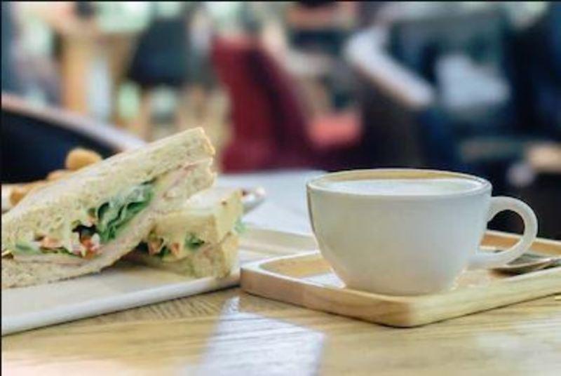 Cafe, Takeaway, Queen Victoria Market