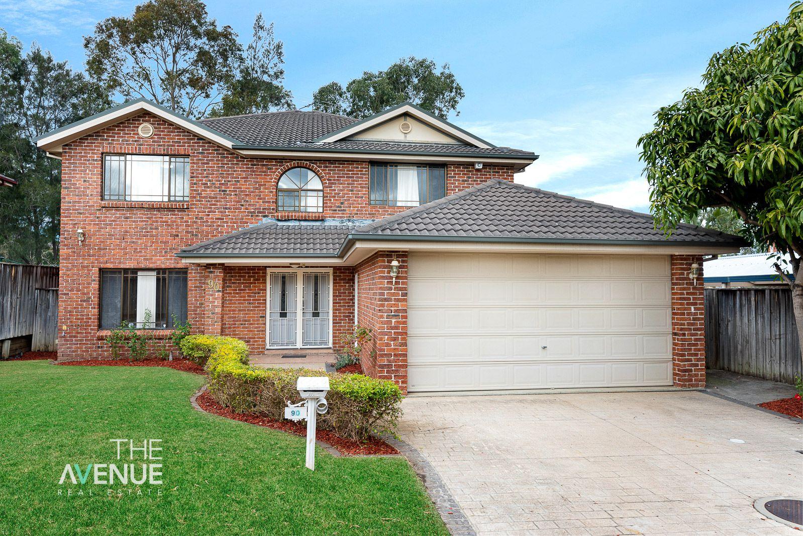90 Lucas Circuit, Kellyville NSW 2155