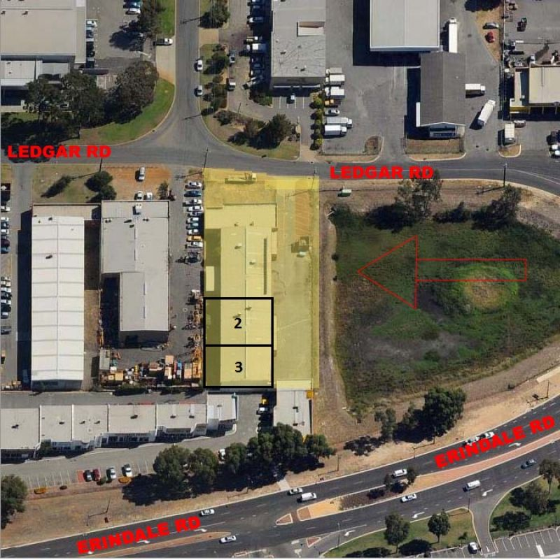WAREHOUSE UNITS WITH NEARBY FREEWAY ACCESS & ERINDALE ROAD EXPOSURE