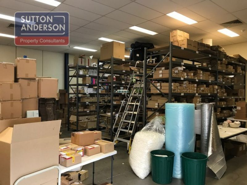 High Clearance Warehouse & Office