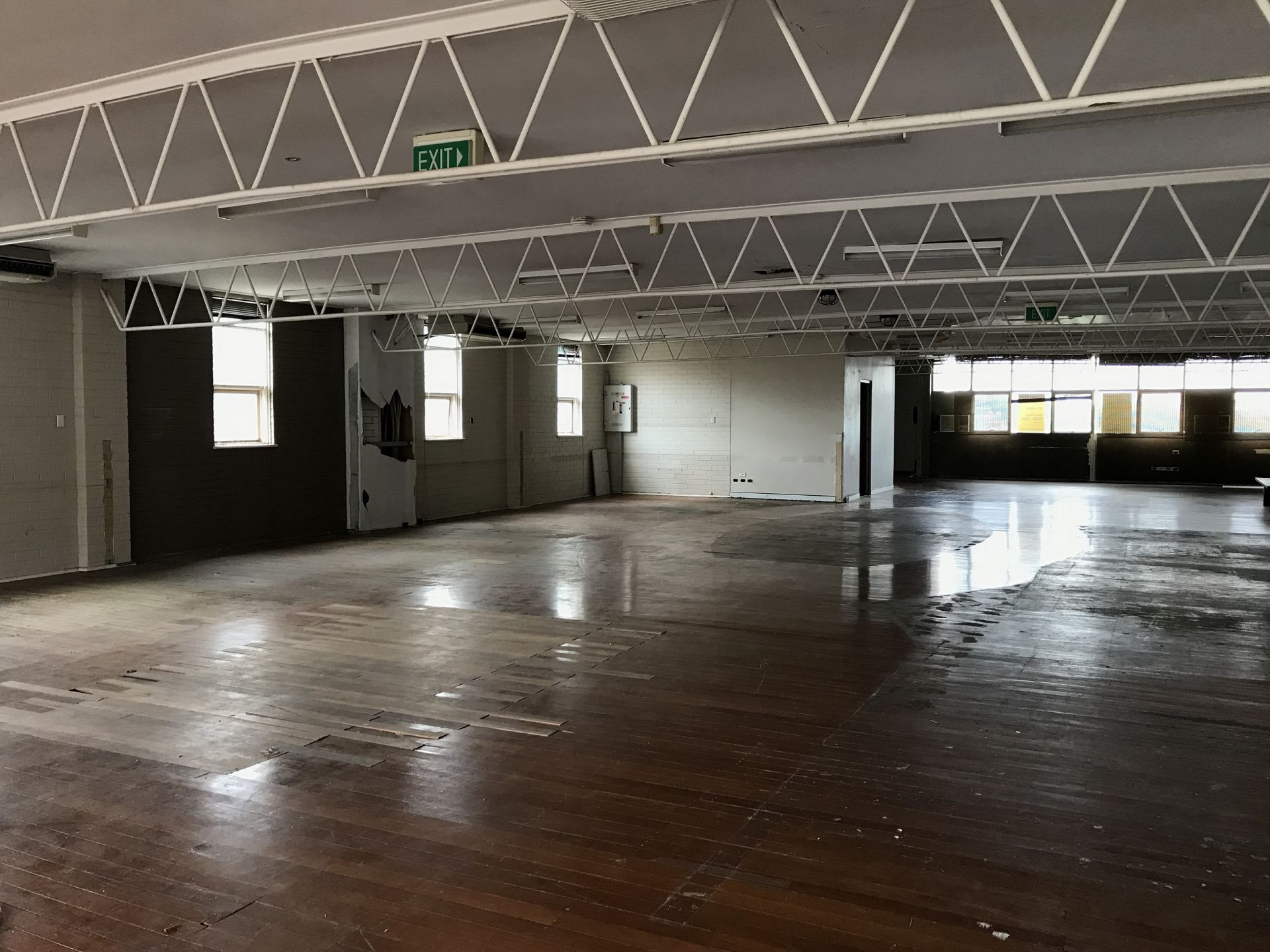 Grand Open Plan Space