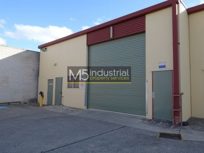 266SQM - Large Warehouse Space
