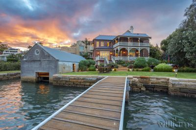 Historic Waterfront Estate with World-Class Views