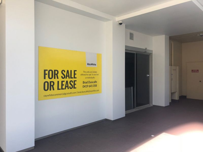 GROUND FLOOR RETAIL OPPORTUNITY IN PRIME POSITION