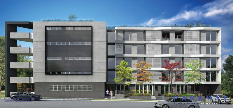 Stunning 1, 2 & 3 Bedroom apartments in Homebush
