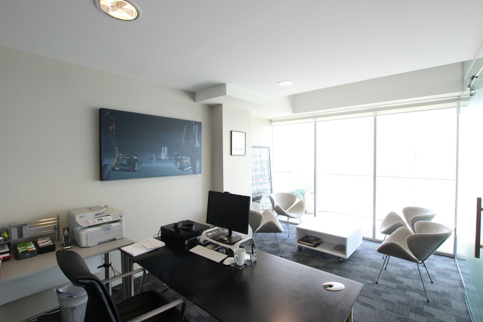 Modern Parnell Headquarters