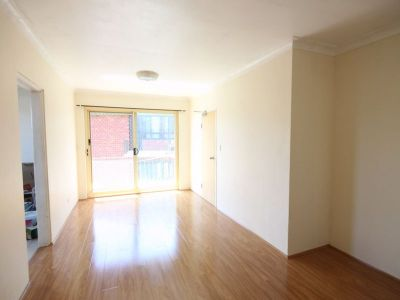Top Floor Two Bedroom Unit with Undercover Car Space