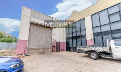 469sqm Fully Refurbished Warehouse