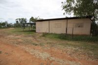 50 ACRES - SHED - LIVING QUARTERS - DAM - BORE