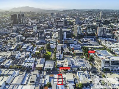 BLUE CHIP ASSET - JAMES STREET PRECINCT!