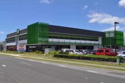 NEWLY CONSTRUCTED COMMERCIAL OFFICE BUILDING   MAROOCHYDORE