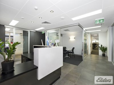 QUALITY OFFICE OFFERING IN THE HEART OF SOUTH BANK!