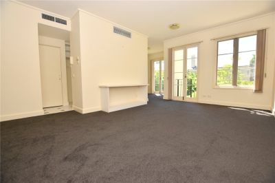 Perfectly Positioned City Pad with Two Balconies! L/B