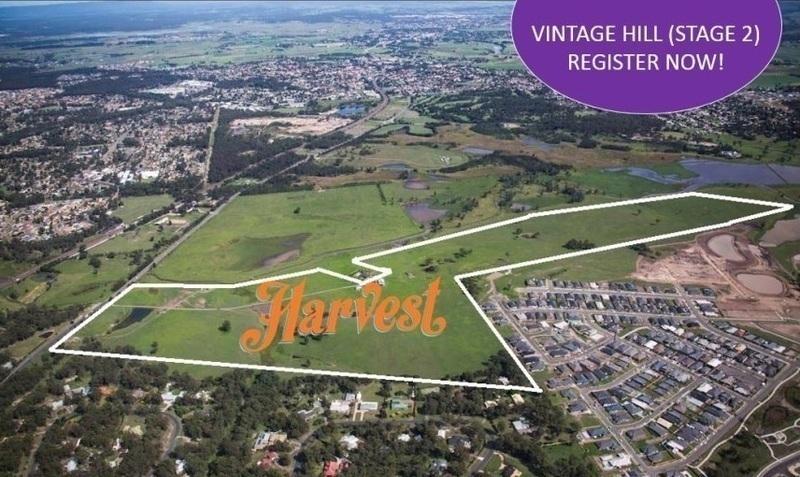 Chisholm Lot 204 Harvest Blvd