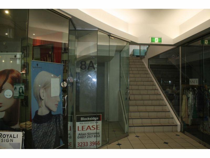 Arcade Shop 23 m2 Heart of Adelaide Street