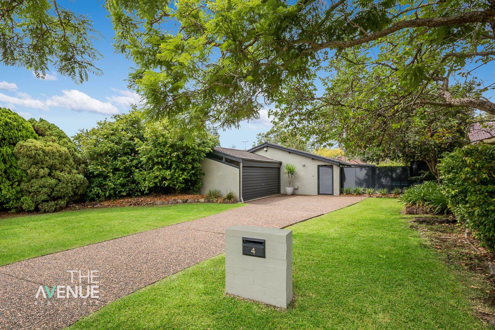 4 Milguy Avenue, Castle Hill NSW 2154