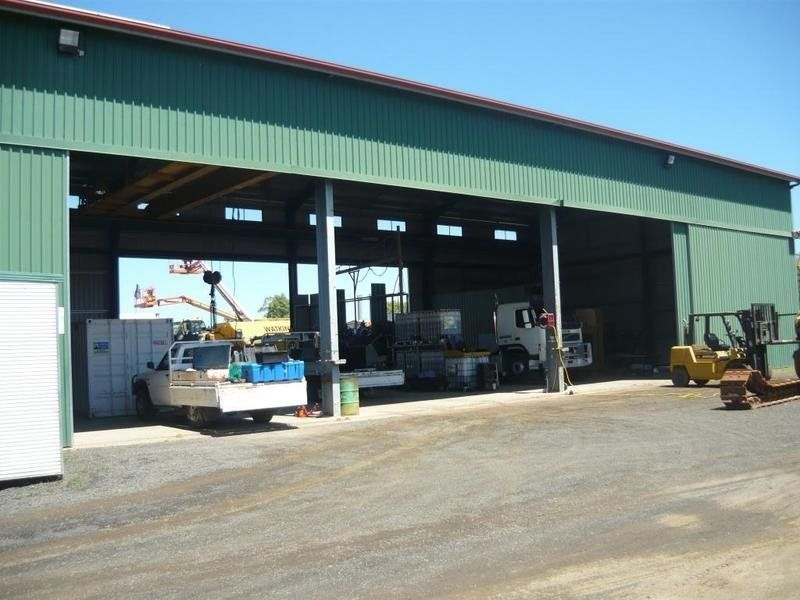 Quality Industrial Package - For Lease