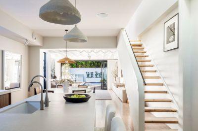 Renovated semi: Chloe Matters interior design