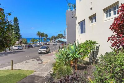 CHARMING 1 BED ART-DECO BEACH SIDE UNIT + LARGE SUNROOM