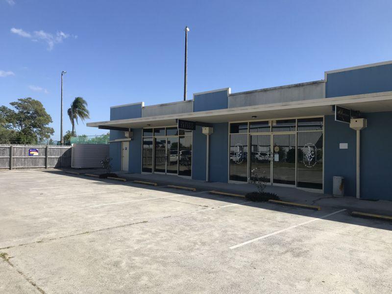 Open Plan Office Space on Deception Bay Road