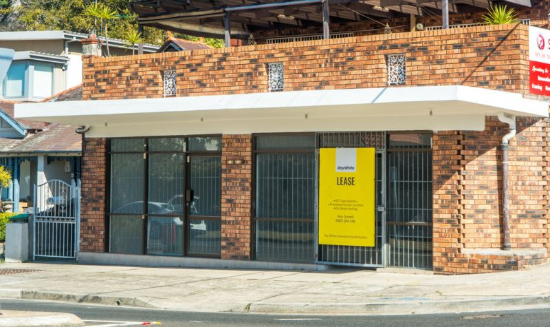Main Road exposure Retail / Commercial Space