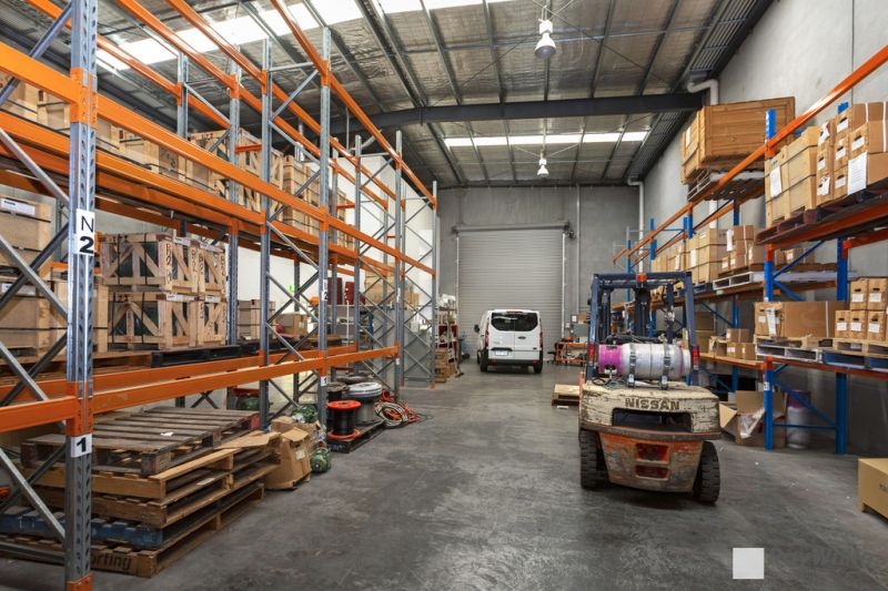 When Height Matters! - Securely Gated Warehouse / Office