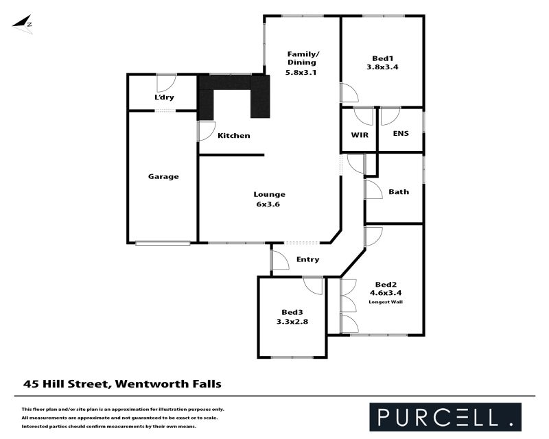 45 Hill Street Wentworth Falls 2782