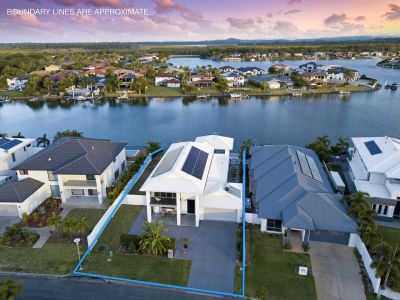 Modern, Spacious, Waterfront Home with Cutting Edge Tech