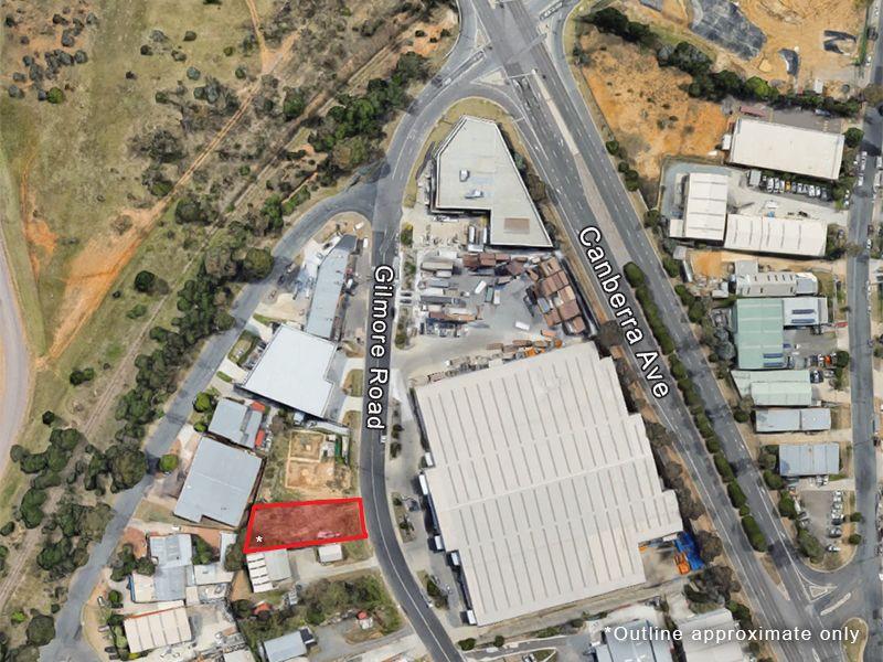 Development site on Gilmore Road