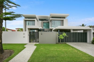 One of the Gold Coast's finest homes