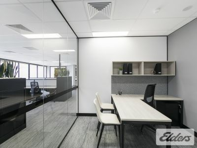 QUALITY OFFICE SPACE WITH OUTSTANDING NATURAL LIGHT