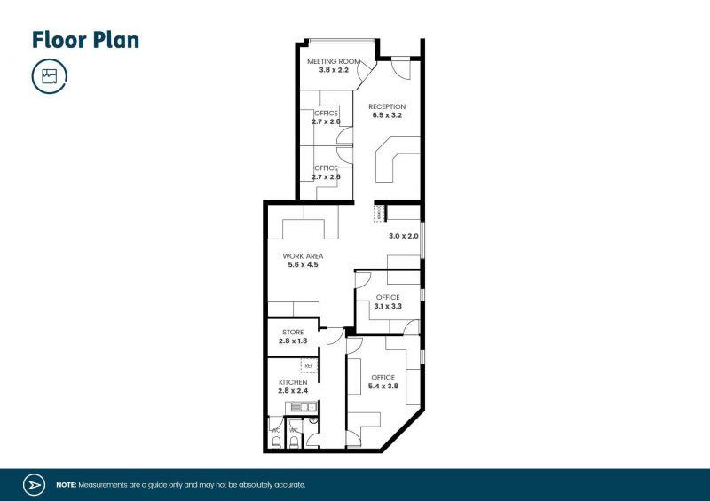 High Profile Office in Prime CBD Location - Maitland