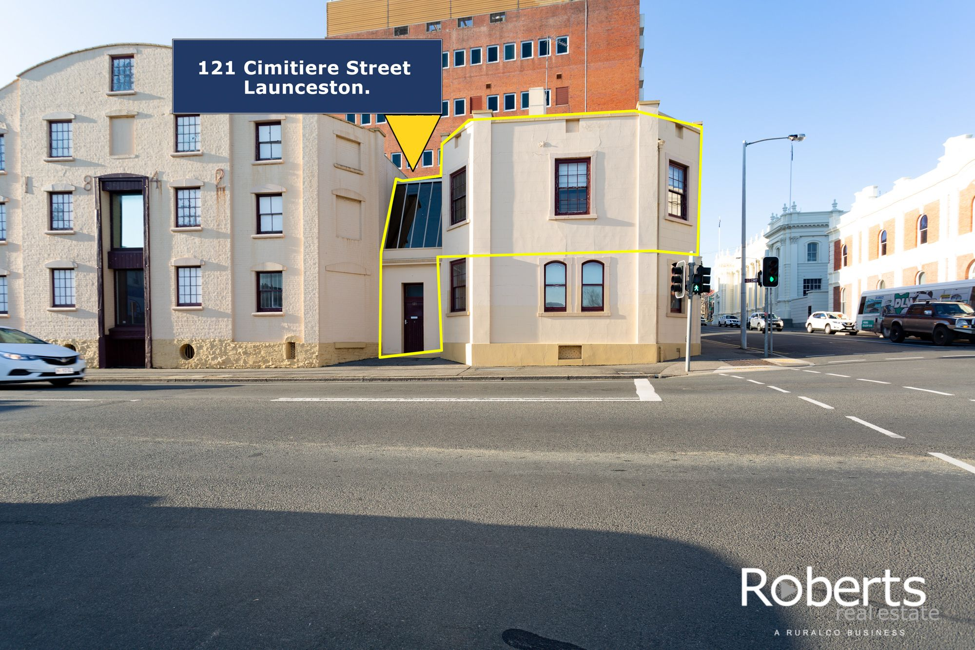 121 Cimitiere Street, Launceston