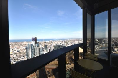 Prima Pearl: 45th Floor -  Spacious Two Bedroom Apartment with Stunning Views!