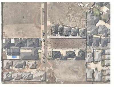 Town Planning Approved for 5 Townhouses