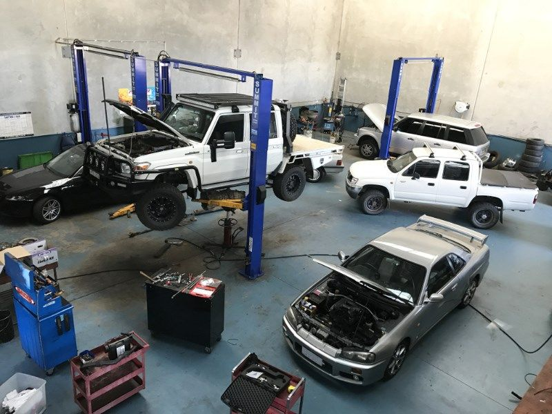 ESTABLISHED MECHANICAL REPAIRS & SERVICE – OPTION FOR FREEHOLD