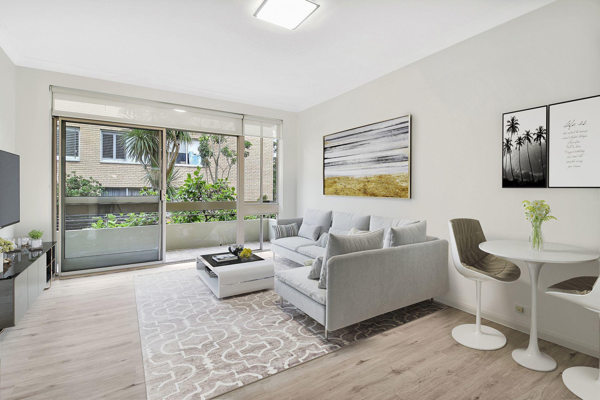 11/11 Belmont Avenue , Wollstonecraft NSW 2065