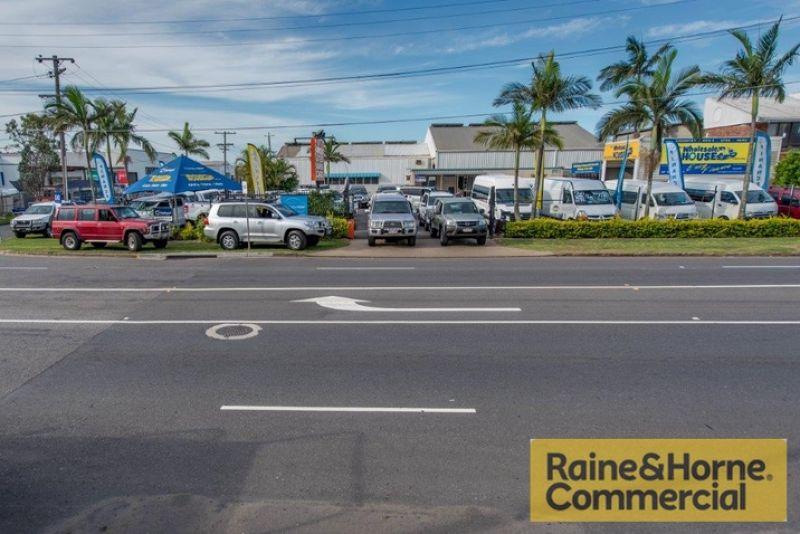 Sales & Display Yard, Corner Location, Prominent Position