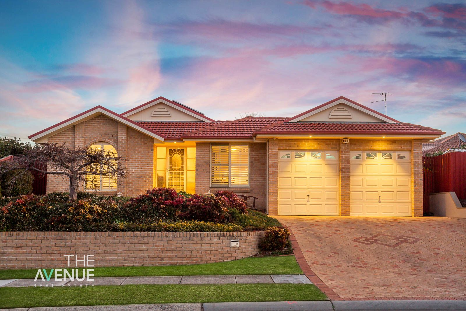 22 Milford Drive, Rouse Hill NSW 2155