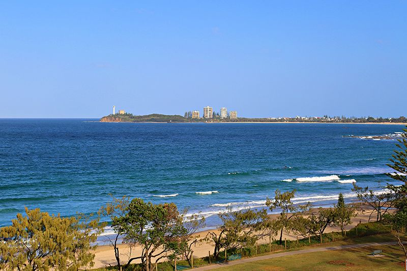 Views Forever, Stunning uninterrupted views from Mount Coolum to Point Cartwright!